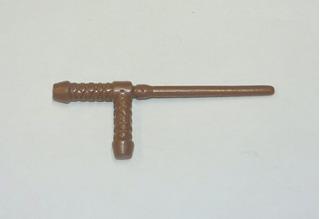 Tonfa Para Figura De 10 Cm
