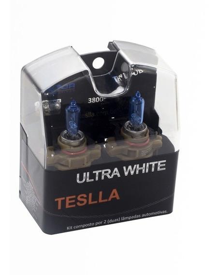 Kit Com 2 Lâmpadas Halógenas H16 Ultra Branca Psx 24w 12v T
