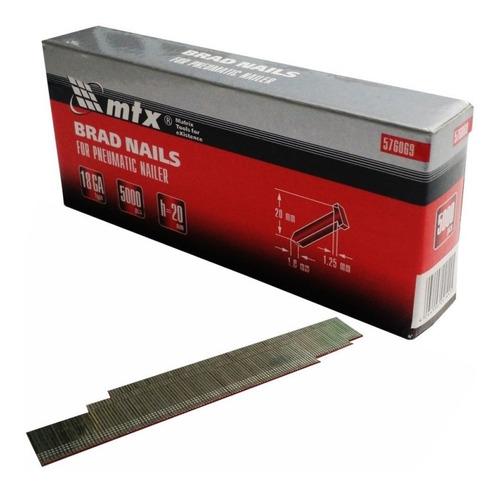 Pino Para Pinador - 20,0mm / 5000 Peças - Mtx