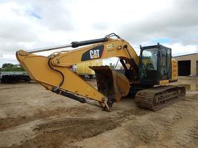 Maquinaria Excavadora Caterpillar 320e Gmy100366
