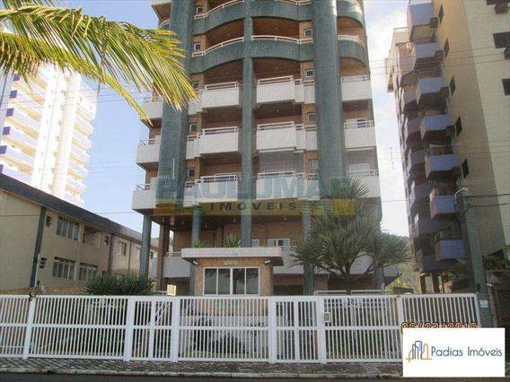 Apartamento Com 3 Dorms, Centro, Mongaguá - R$ 490 Mil, Cod: 829300 - V829300