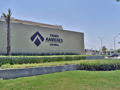 Desarrollo Paseo Amberes