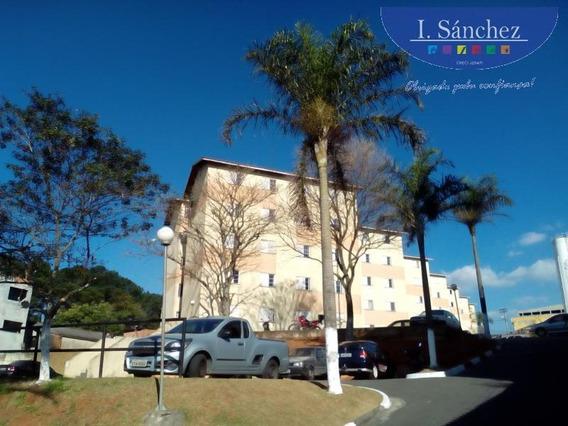Apartamento Para Venda Em Itaquaquecetuba, Jardim São Paulo, 2 Dormitórios, 1 Banheiro, 1 Vaga - 171020