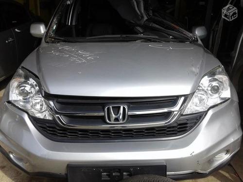 Honda Crv Sucata Peças - Motor Caixa Cambio Porta Air Bag