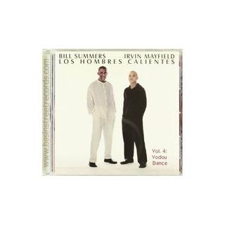 Los Hombres Calientes/summers Bill/mayfield Ir Vodou Dance 4