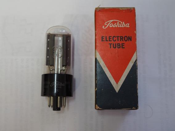 Válvula Eletrônica Retificadora, 5y3, Nos, Toshiba - Japan