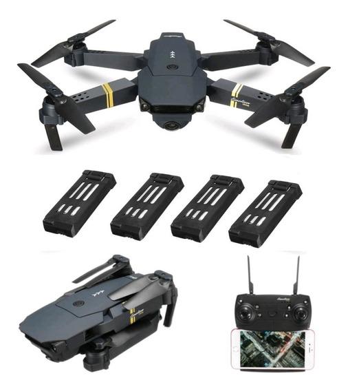Drone Eachine E58 Camera Wifi Hd 720p Ampla Visão Ao Vivo!