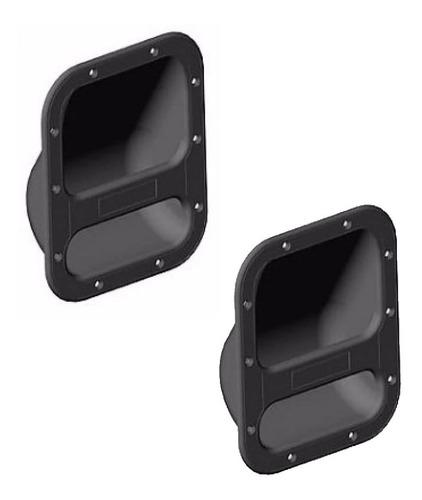 Imagem 1 de 3 de Kit De 2 Alças Compartimento Grande Para Caixa Acústica