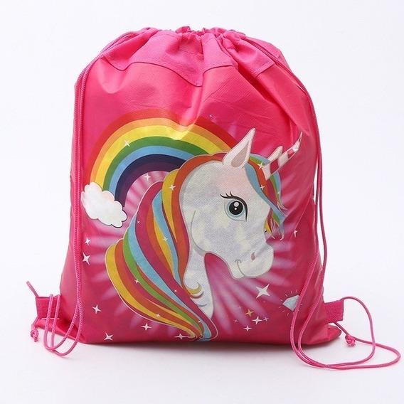 Bolsa Unicornio Mochila Backpack Dama O Niña Original Primera Foto Unico Modelo Disponible