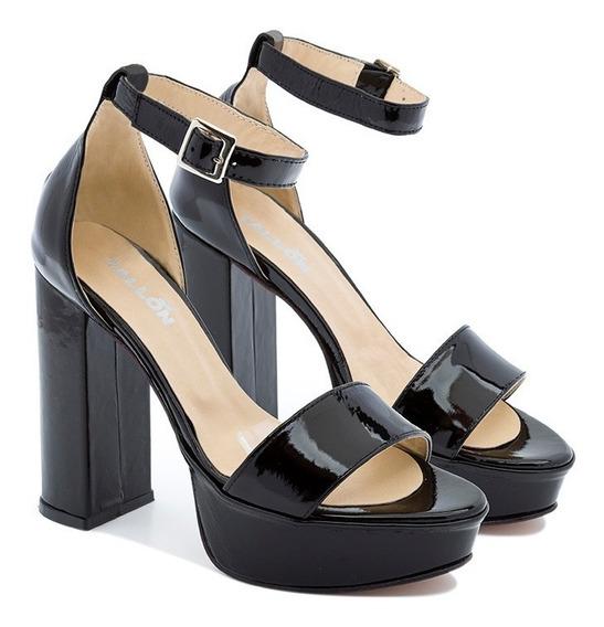 Sandalia Mujer Plataforma Veranoart: 9620/2 Tallon