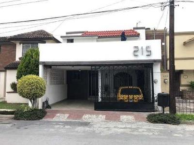 Casa En Venta, Misión De Guadalupe, Monterrey