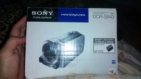 Filmadora Sony Sx43
