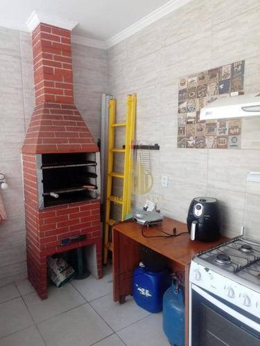 Imagem 1 de 19 de Casa Com 2 Dormitórios À Venda, 87 M² Por R$ 230.000,00 - Quintino Facci I - Ribeirão Preto/sp - Ca1559