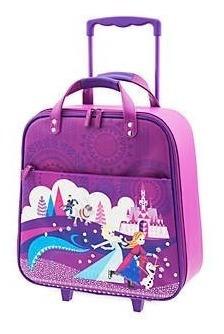 Maleta Frozen Original Disney 50 Cms