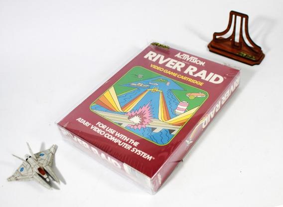 River Raid Cx Lacrado [ Atari 2600 Nib ] Original Activision