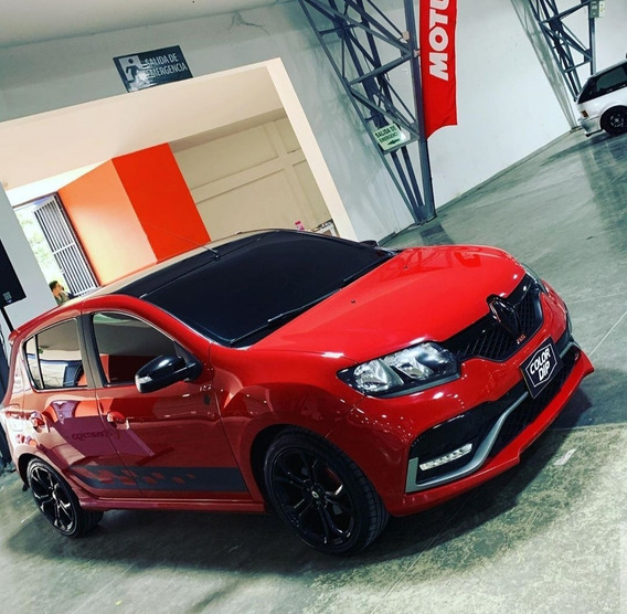 Renault Sandero Renault Sport (rs)
