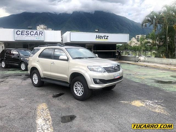Toyota Fortuner Fortune