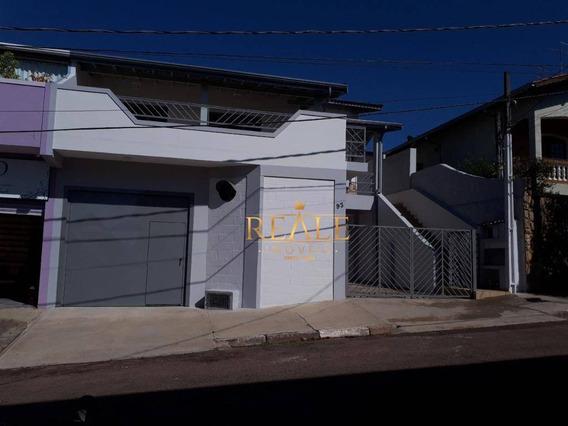 Casa Com 4 Dormitórios Para Alugar, 219 M² Por R$ 3.500/mês - Nova Vinhedo - Vinhedo/sp - Ca1240