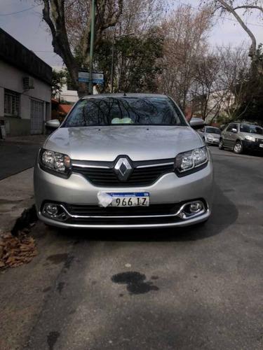 Renault Logan 2017 1.6 Privilége Plus 105cv Nac