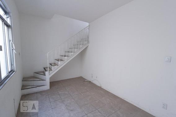 Casa Para Aluguel - Meier, 2 Quartos, 75 - 893111907
