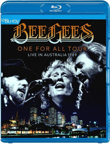 Bee Gees One For All Tour Live In Australia 1989 Blu Ray