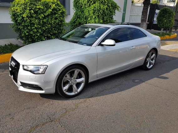 Audi A5 2.0 T Luxury Multitronic 211hp Cvt 2013