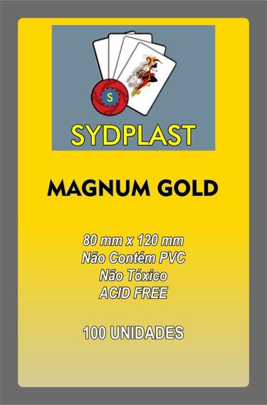 Protetores Sleeves Magnum Gold, Dixit - 200 Unids.