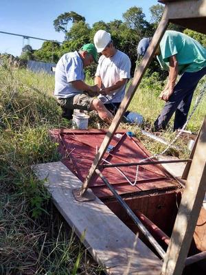 Rescatamos Bombas De Pozos Perforados, Trancadas, Etc..