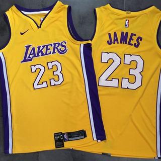 Camisa Los Angeles Lakers - Lebron James (frete Grátis)