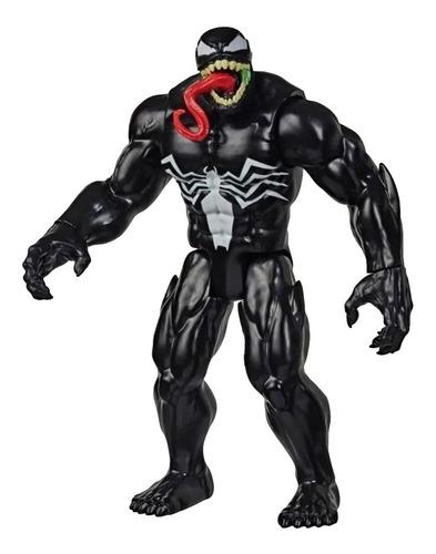 Imagem 1 de 4 de Boneco Spider-man Figura Titan Hero  Maximum Venom Hasbro