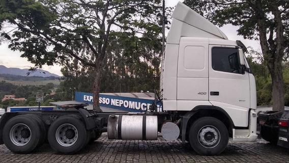Volvo Fh 400 - 6x2 - I Shift