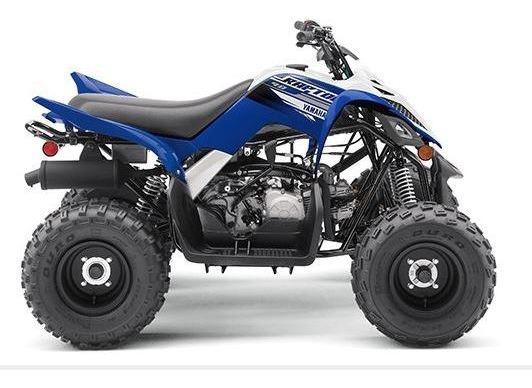 Cuatrimoto Yamaha Raptor90 Nuevo