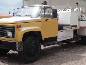 Chevrolet 12 000 (gasolina) - Equipado Com Bomba De Concreto