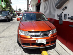 Dodge Journey 2.4 Sxt 5 Pasajeros Plus Mt 2013
