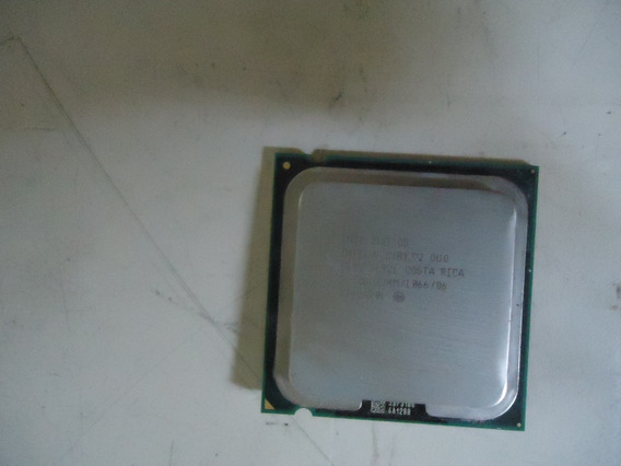 Processador Intel Core 2 Duo 6600 2.4 Ghz/4 M/1066