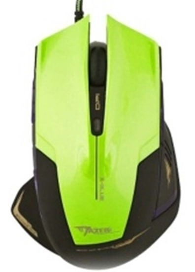 Mouse Gamer E-blue Mazer Type-r Gaming 2400dpi - Green