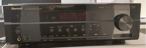 Home Theater Receiver Sherwood Rd-7505