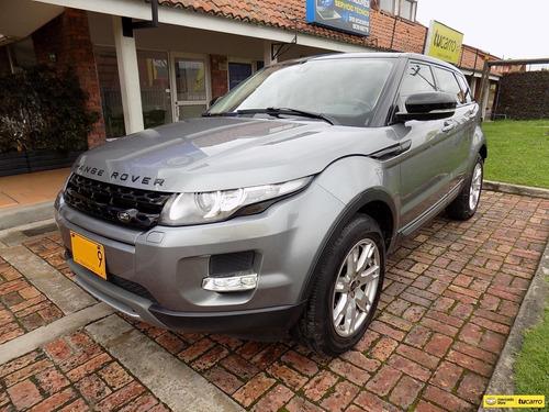Land Rover Range Rover Evoque 2.0cc At Aa