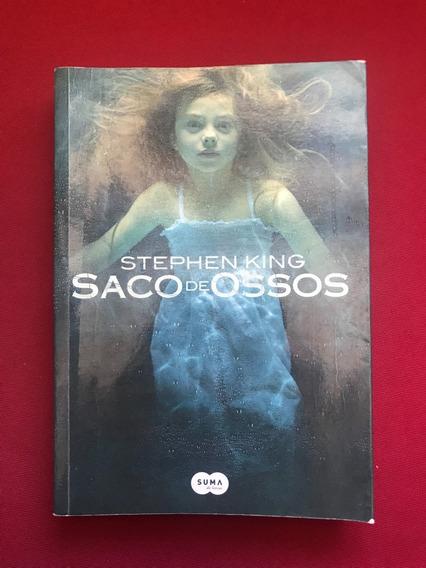 Livro - Saco De Ossos - Stephen King - Suma De Letras