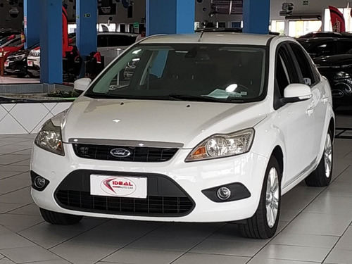 Ford Focus Sedan 2.0 Automático 2012