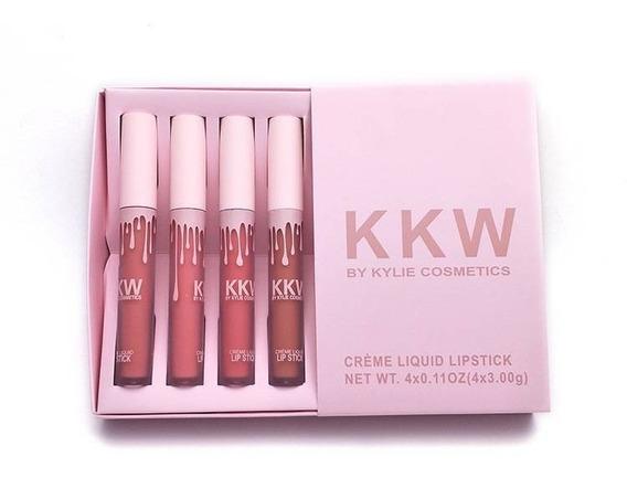 Kylie Cosmetic Labiales Matte Larga Duracion