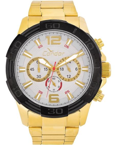 Relógio Masculino Condor Covd54aa/4k Barato Original