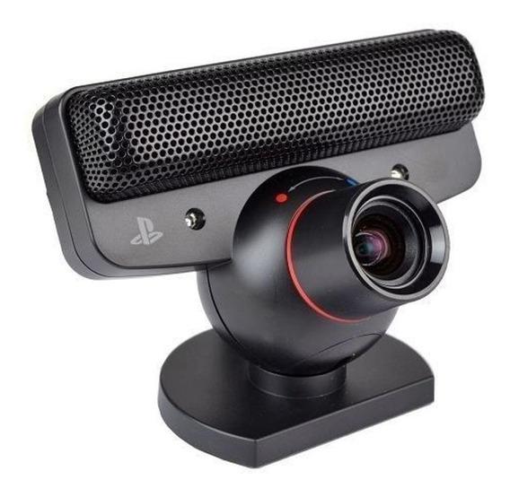 Camera Ps3 E Pc Eye Playstation 3 - Original