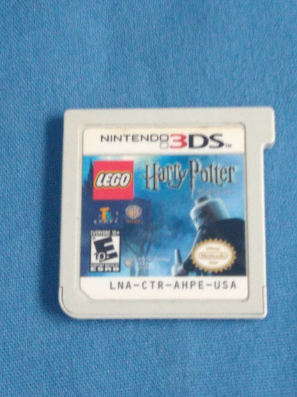 Lego Harry Potter Years 5-7 3ds - Cartucho, Frete 15$