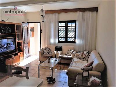 Sobrado Residencial À Venda, Santa Paula, São Caetano Do Sul. - So0208