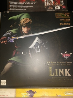 Figura Link The Legend Of Zelda Skyward Sword Good Smile