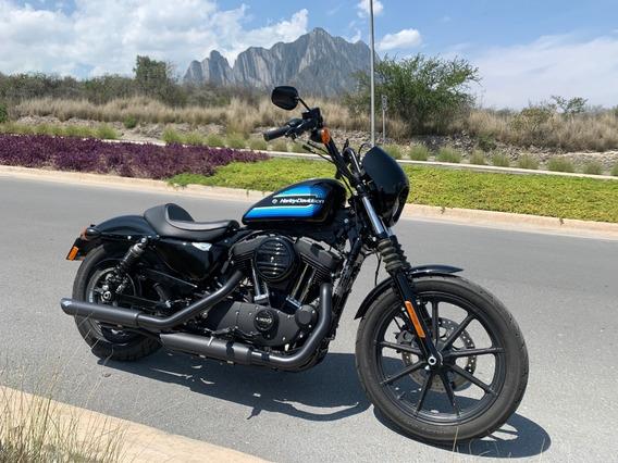Harley Davidson Iron 1200