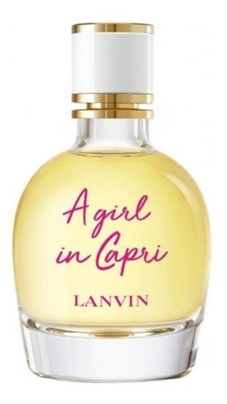 Perfume Lanvin A Girl In Capri Edt 50ml - Feminino
