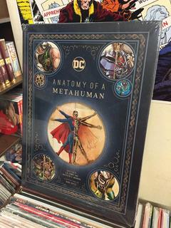 Anatomy Of A Metahuman Dc Comics