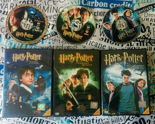 Colección Harry Potter 1 - 6 ( 6 Dvds ) - Original